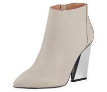Jeffrey Campbell Ankleboots 'Venka' grau/silber