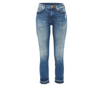'halle Modfit' Skinny Jeans blue denim