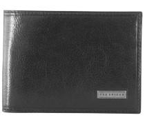 Slg Story Line Donna Geldbörse Leder 135 cm schwarz