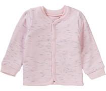 Baby Sweatjacke für Mädchen rosa