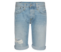 Shorts 'cash Short' blue denim