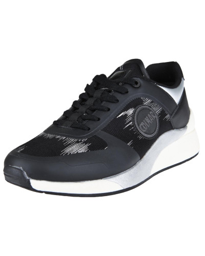Sneaker 'travis Unika' schwarz / silber