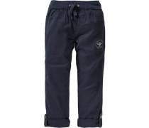 Jogginghose für Jungen dunkelblau