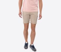 Shorts 'Saber Taupe' hellbraun