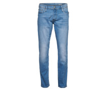 Jeans 'Slim' blue denim
