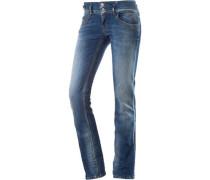 'Jonquil Bootcut ' Jeans Damen blue denim
