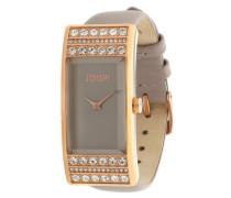 Armbanduhr Kim Jp101552003 grau
