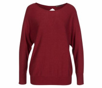 Pullover 'softy' rot