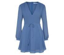 Minikleid royalblau