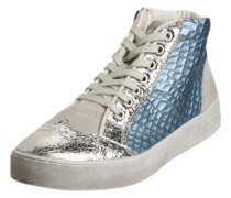 Sneaker 'Fergie' blau / weiß
