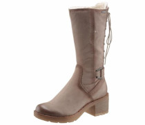Winterstiefel taupe