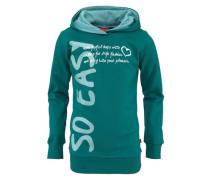 Sweatshirt »SO Easy« für Mädchen grün