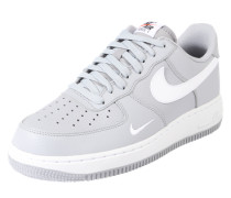 Sneaker Low 'Air force 1' grau