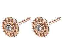 Earrings 'Fia' gold / rosé
