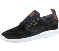 Sneaker 'Brigata Lite' braun / schwarz / weiß