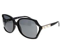 Sonnenbrille Gu7278-Bkgld-3 schwarz