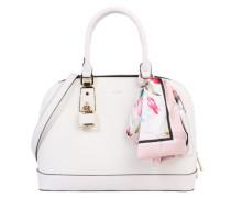 Handtasche 'Yilari' weiß