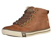 Shoes Sneaker kastanienbraun / dunkelbraun / weiß