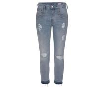 Jeans 'Shyra Cropped' blue denim