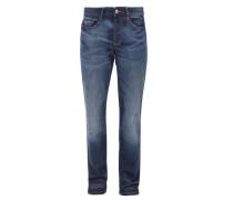 Tubx Straight: Markante Jeans blau