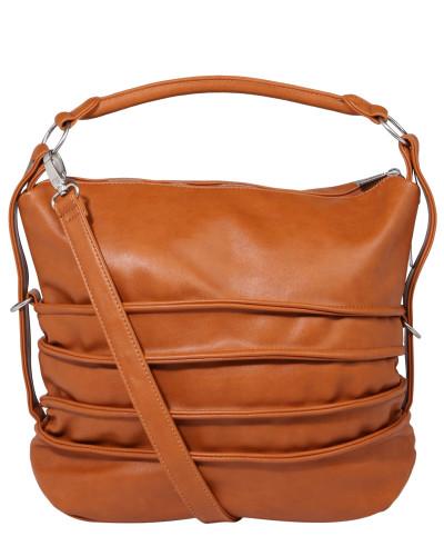 Handtaschen 'Redding' cognac