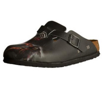 Clogs Boston schwarz