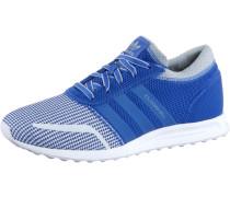 Los Angeles Sneaker royalblau / weiß