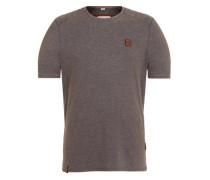 Male T-Shirt braun