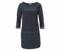 Sweatkleid ultramarinblau