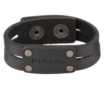 Armband 'Quotte' schwarz