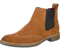 MOP-Chelsea-Boots beige