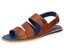 Sandale 'Milito-701' rostbraun