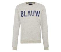 Sweatshirt 'Ams Blauw classic printed brand sweat'