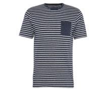 T-Shirt 'LM Jacks Special' navy / weiß