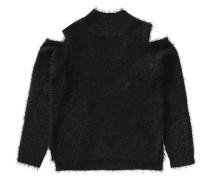 Pullover für Mädchen schwarz