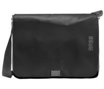 Punch 49 Messenger Schultertasche 38 cm Laptopfach schwarz