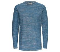 Pullover 'onsSATRE' blaumeliert