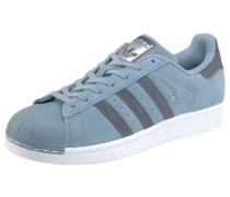 Sneaker 'Superstar' rauchblau