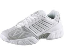 'Bigshot Light 3' Tennisschuhe Damen silber / weiß