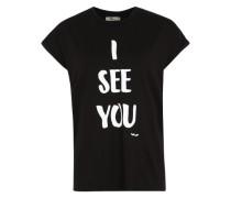T-Shirt 'Tolafo' schwarz