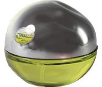 Eau de Parfum 'Be Delicious' apfel / silber