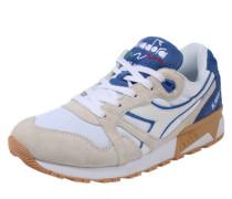 Sneaker 'n9000 Iii' beige / blau / weiß