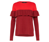 Pullover 'vmphoebe' rot