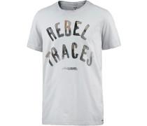 T-Shirt Herren hellgrau