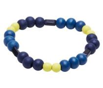 Armband blau / gelb