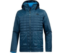 Funktionsjacke 'ThermoBall FZ Zip-In' himmelblau