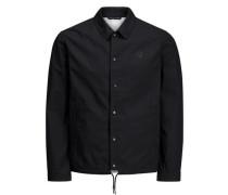 Leichte Jacke schwarz