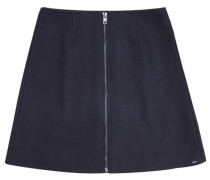Rock »Thdw Zipper Solid Skirt 20« ultramarinblau