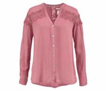 Spitzenbluse 'kimmi' rosé