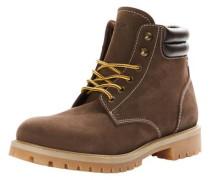 Stiefel Workwear braun